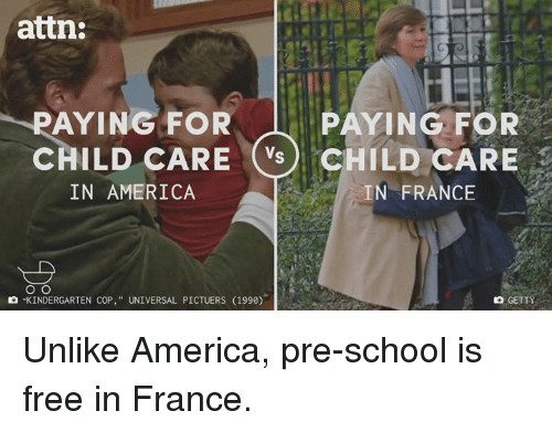 attn paying for paying for childcare vs child care in 13404534 ✅ 25 best memes about child care child care memes