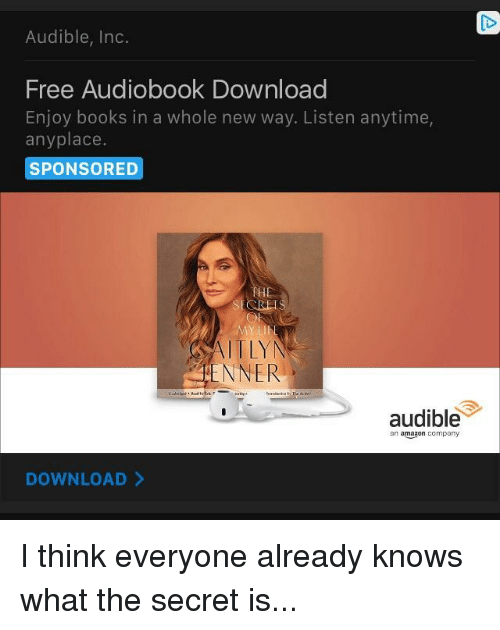 Audible Inc Free Audiobook Download Enjoy Books in a Whole New Way