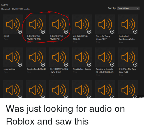 Audio Sort Byrelevance Showing 1 42 Of 597995 Results Julio Free