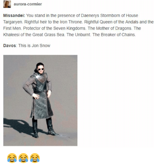 25+ Best Memes About Queen of the Andals | Queen of the ...