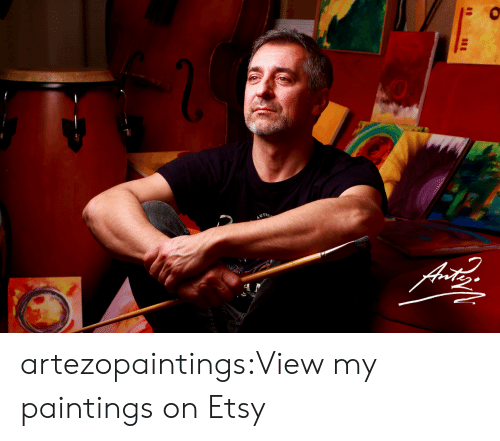 Paintings, Tumblr, and Blog: AUT artezopaintings:View my paintings on Etsy