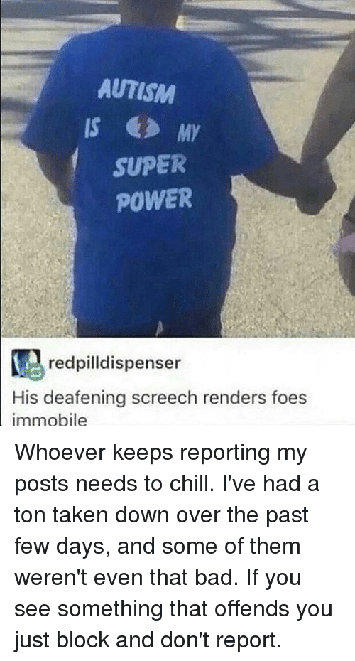 Superpower To See The Past