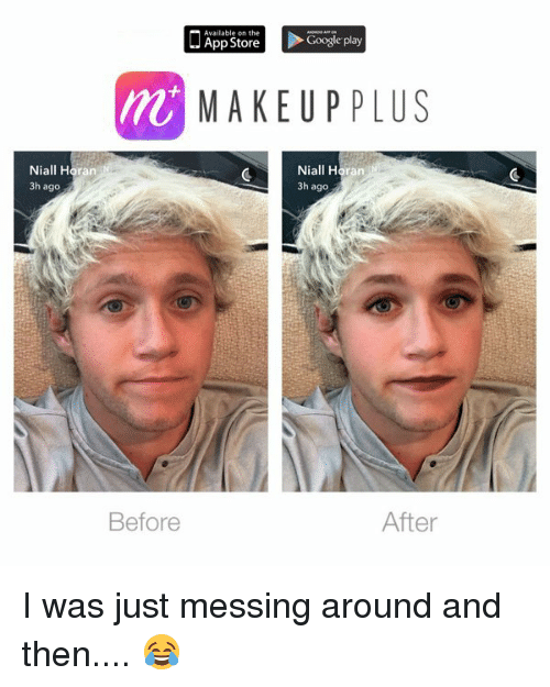 Google, Makeup, and App Store: Available on the Google play App Store MAKEUP