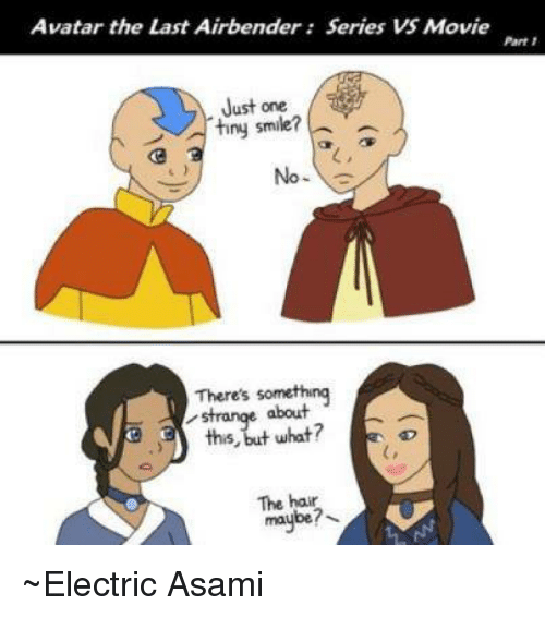 Watch Avatar Movie Part 2: Search The Last Air Bender Memes On SIZZLE
