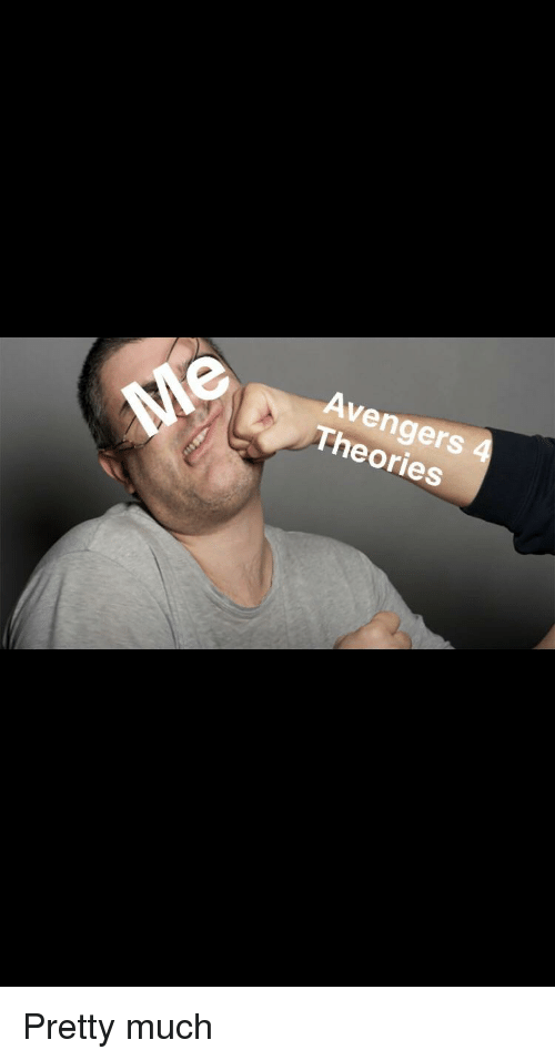 Avengers Theories | Marvel Comics Meme on ME ME