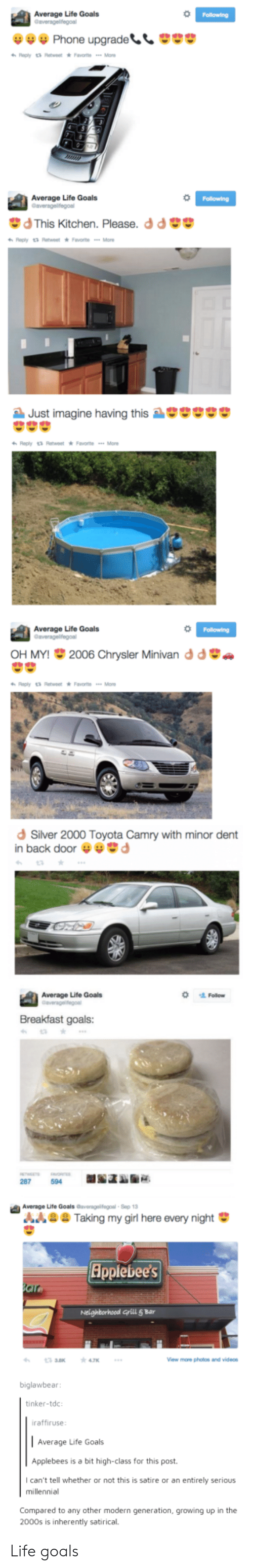 Toyota Camry Memes Goals Growing Up And Life Average Daveragelioal Following Phone Upgrade