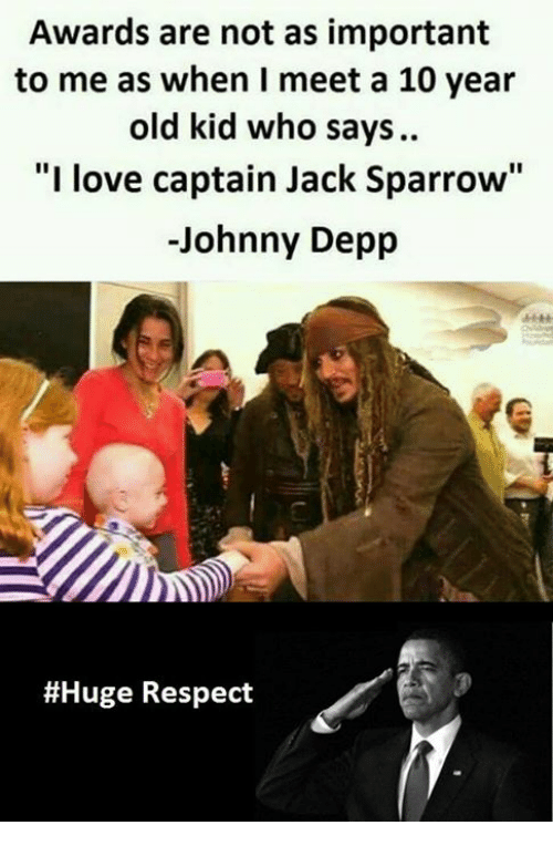 awards are not as important to me as when i 16301504 ✅ 25 best memes about captain jack sparrow captain jack
