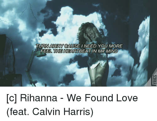 We Found Love - Wikipedia