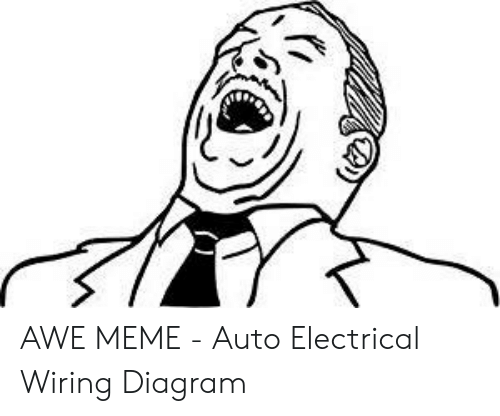 wiring diagram meme
