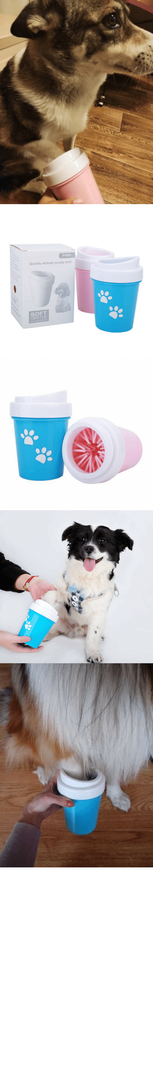 "Best Friend, Tumblr, and Dirty: awesomage:   PAW CLEANER     Now your best friend can have all the muddy dirty fun he wants without bringing it all into your home or vehicle.    30% OFF plus Free Worldwide Shipping with coupon code ""CUDDLING""    All funds gathered will be donated for rescue dog shelters    SUPPORTS US NOW, ORDER AND SHARE OUR CAUSE!https://www.doggiemon.com/products/paw-cleaner"