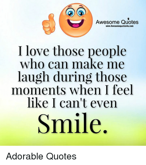 Awesome Quotes WwwAwesome Quotes4ucom I Love Those People
