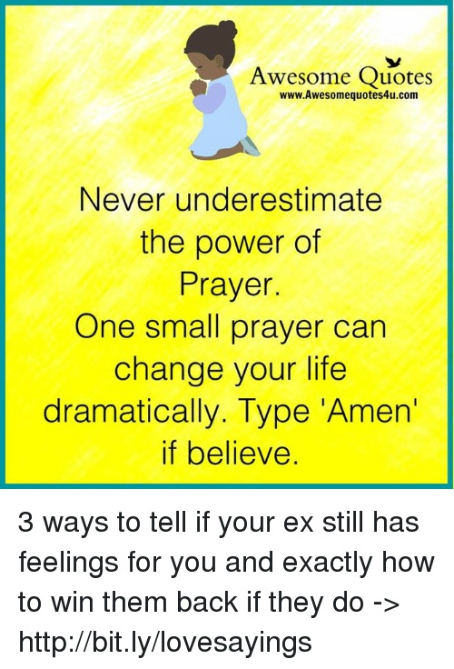 amazing power in trying prayer power Stormie omartian's books—including the power of a praying wife, the power of  a praying woman, and praying god's will for your life—dominate the christian  best-seller list and are used in small  i try to be honest about what i long for.