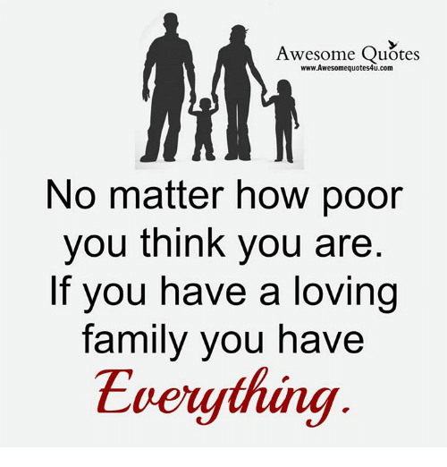 Awesome Quotes Wwwawesomequotes4ucom No Matter How Poor You Think