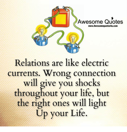Quotes About People Who Notice: Awesome Quotes WwwAwesomequotes4ucom Relations Are Like