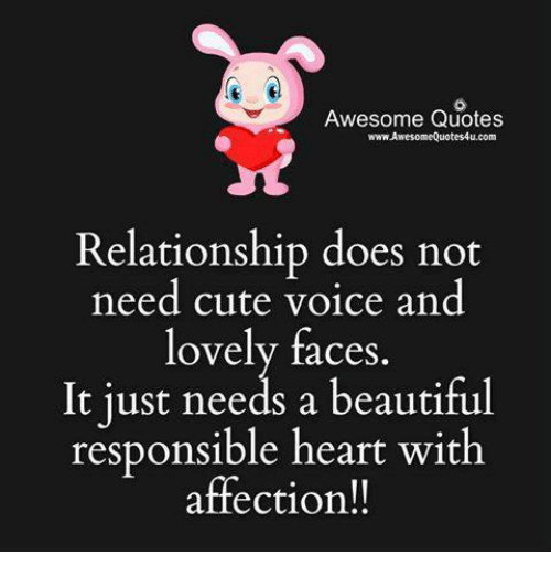 Awesome Quotes WwwAwesomeQuotes4ucom Relationship Does Not