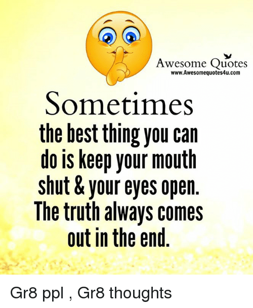 Awesome Quotes Wwwawesomequotes4ucom Sometimes The Best Thing You
