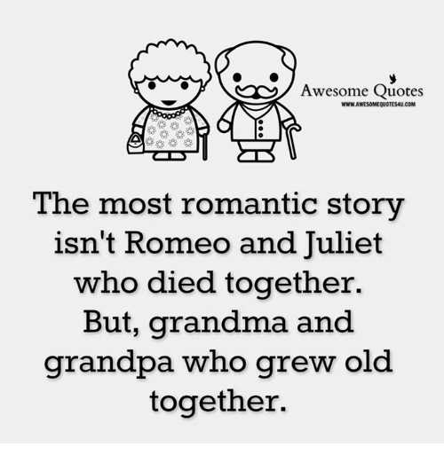 Awesome Quotes WWWAWESOMEQUOTESMUCOM He Most Romantic Story Isn't Extraordinary Most Romantic Quotes