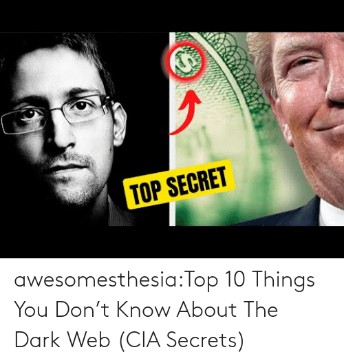 Tumblr, youtube.com, and Blog: awesomesthesia:Top 10 Things You Don't Know About The Dark Web (CIA Secrets)