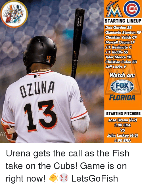 ay mo ubs starting lineup dee gordon 2b giancarlo stanton 22949911 ✅ 25 best memes about funny harry potter funny harry potter memes,Dee Gordon Meme