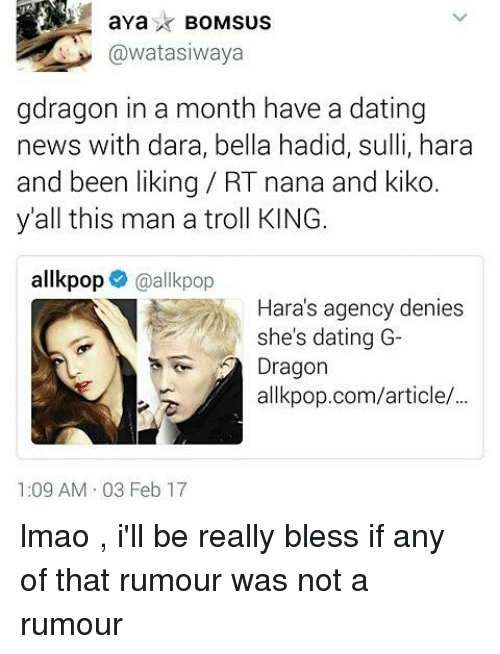 Especially jang-mi. Goo hara vs boyfriend, i saw read more regular person dating apink chorong.