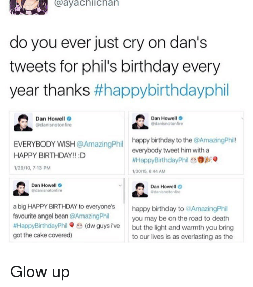 25+ Best Memes About Happy Birthday Phil