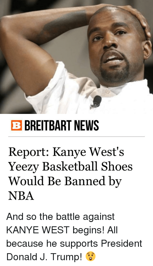 30d9692c086ee B BREITBART NEWS Report Kanye West s Yeezy Basketball Shoes Would Be ...
