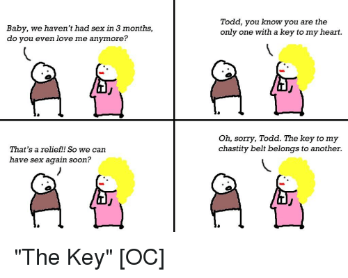 The key to my sex