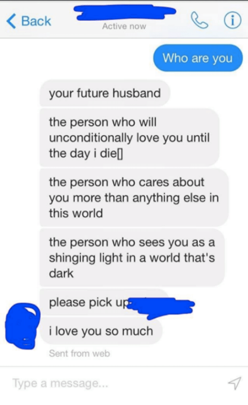 Back Active Now Who Are You Your Future Husband The Person Who Will