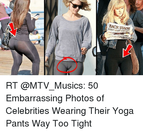 ee5e566befdef Memes, Mtv, and Yoga Pants: BACKSTAGE RT @MTV_Musics: 50 Embarrassing Photos