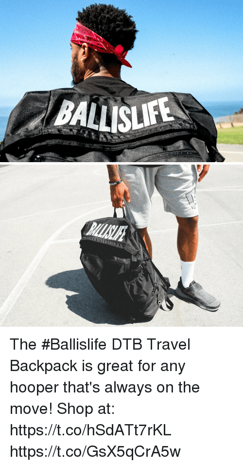 f3a9f6f7efe4 BALLISLIFE the  Ballislife DTB Travel Backpack Is Great for Any ...
