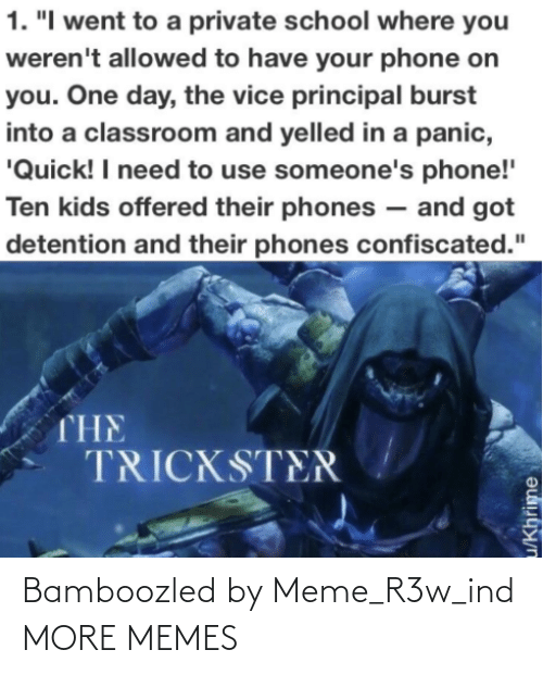 Dank, Meme, and Memes: Bamboozled by Meme_R3w_ind MORE MEMES