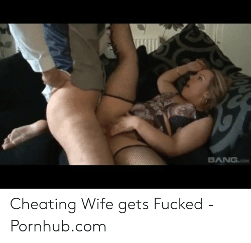 Real Cheating Wife Caught