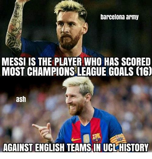 barcelona army messi is the player who has scored most 5149489 ✅ 25 best memes about messi messi memes