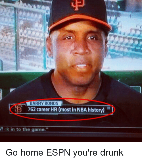 Where the fuck can i find barry bonds history
