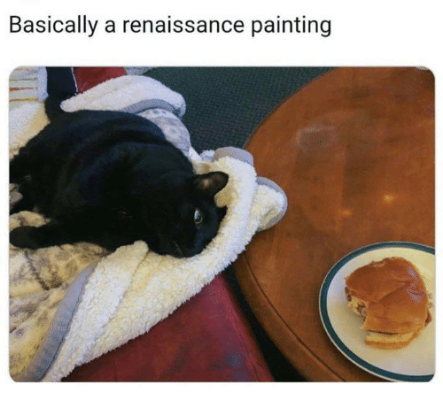 Memes, 🤖, and Renaissance: Basically a renaissance painting