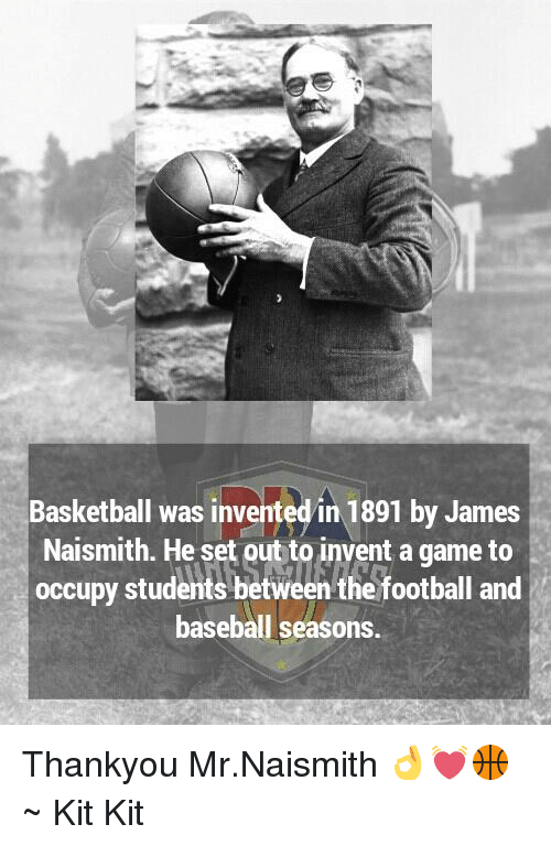 the life and accomplishments of james naismith Doctor james naismith, (november 6, 1861 - november 28, 1939) is the inventor of the sport of basketball and the first to introduce the use of a helmet in american football.