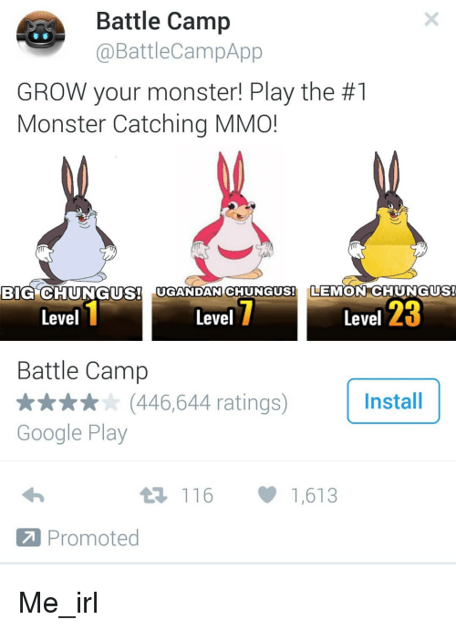 Battle Camp Grow Your Monster Play The 1 Monster Catching Mmo Big