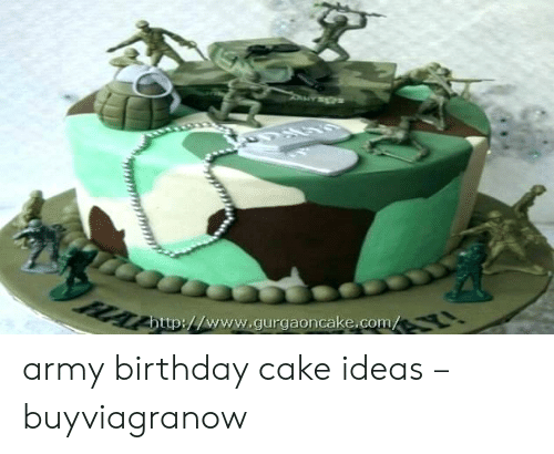 Superb Battp Gurgaoncakecom Army Birthday Cake Ideas Buyviagranow Personalised Birthday Cards Rectzonderlifede