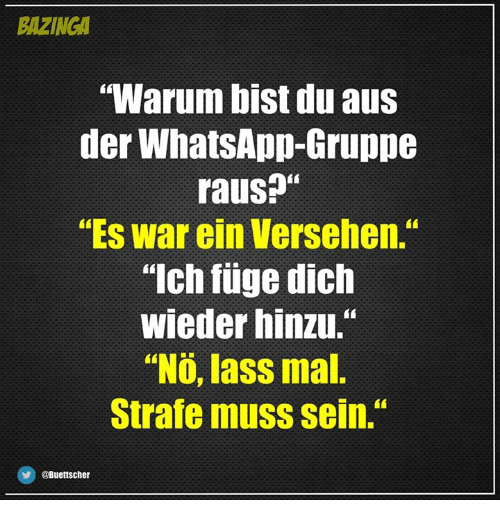 Whatsapp gruppe
