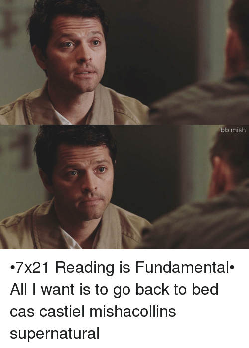 Bb Mish 7x21 Reading Is Fundamental All I Want Is To Go Back To