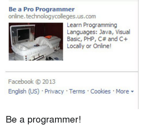 Be a Pro Programmer Online Technologycollegesuscom Learn Programming
