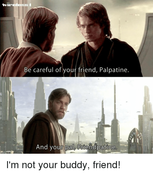Adults dating are we gonna do it meme palpatine meme
