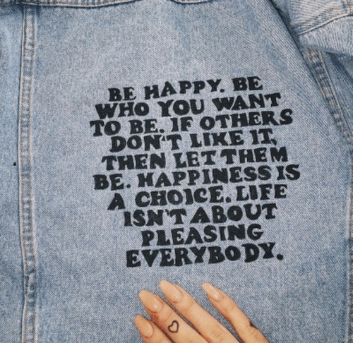Life, Happy, and Be Happy: BE HAPPY. BE  WHO YOU WANT  TO BE IR OTHERS  DONT LIKE 1T  THEN LET THEM  BE. HAPPINESSIS  A CHOICE. LIFE  ISNT ABOUT  PLEASING  EVERYBODY