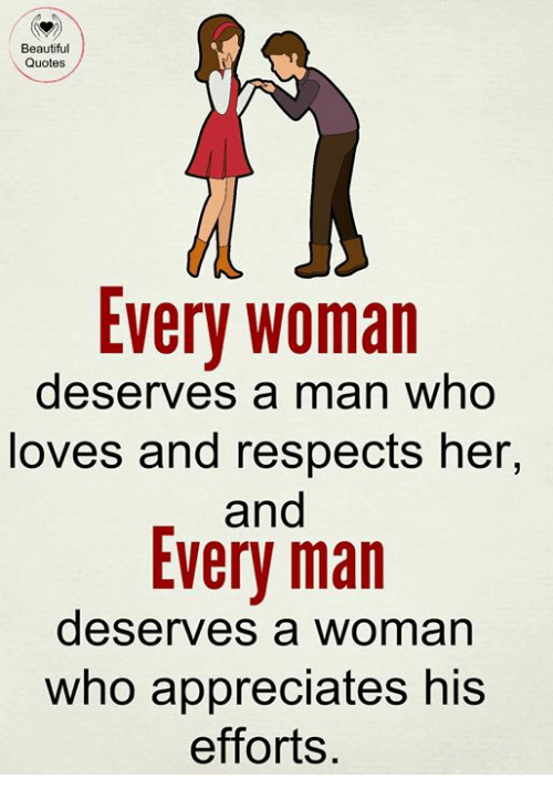 Beautiful Woman Quotes Beautiful Quotes Every Woman Deserves a Man Who Loves and Respects  Beautiful Woman Quotes
