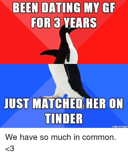 dating my girlfriend for 3 years