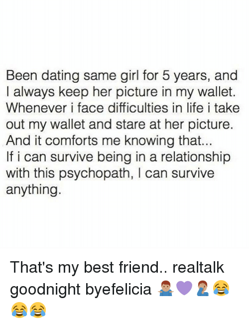 Same Out Dating Going Is The As