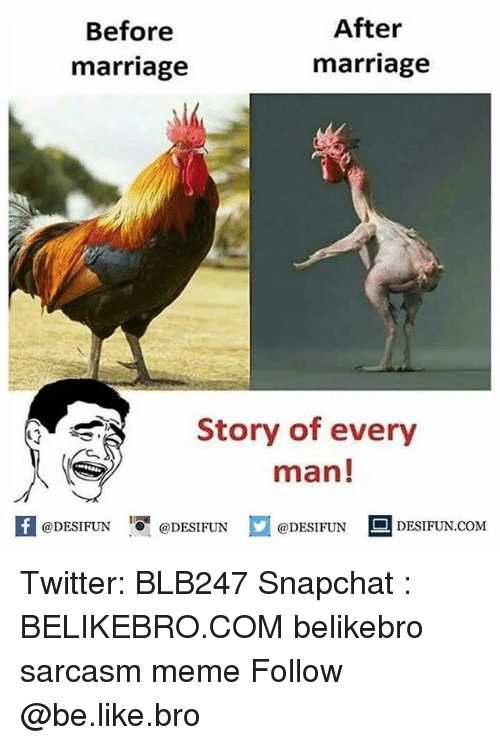 Before Marriage After Marriage Story of Every Man! K IO