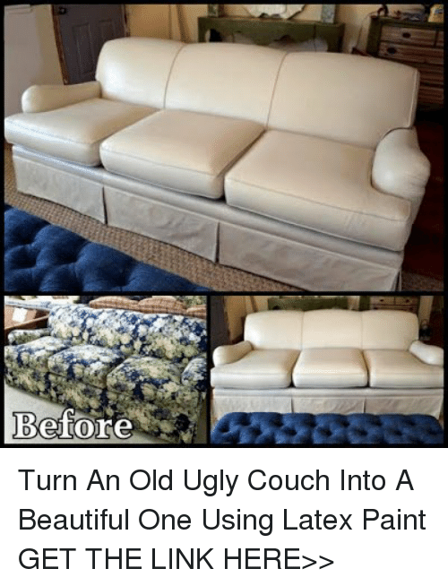 Before N Turn an Old Ugly Couch Into a Beautiful One Using ...