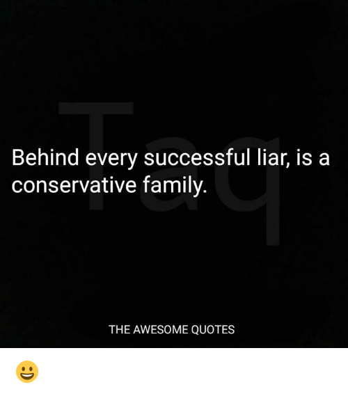 Conservative Family