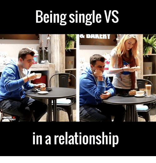 effects of staying single vs dating